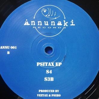Annunaki 001 – Psitax EP