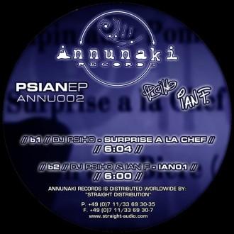 Annunaki 002 – Psian EP