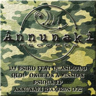 Annunaki 003 – Psiqua EP