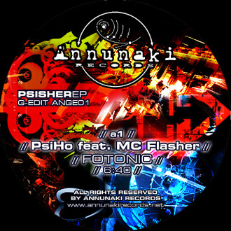 Annunaki G-Edit 01 – Psisher EP