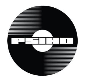 psiho vinyl logo