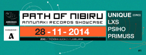 Annunaki Records Showcase #1