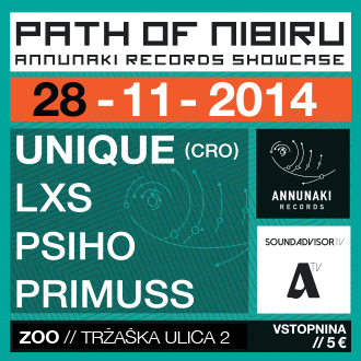 Annunaki Records Showcase – Path Of Nibiru